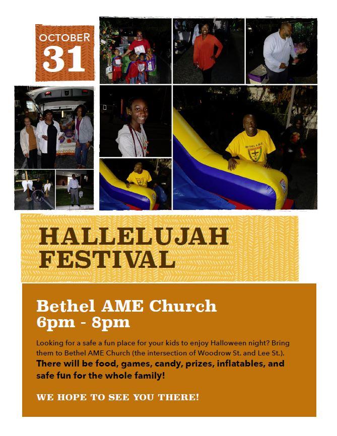 Hallelujah Festival! @ Bethel AMEC (Campus)