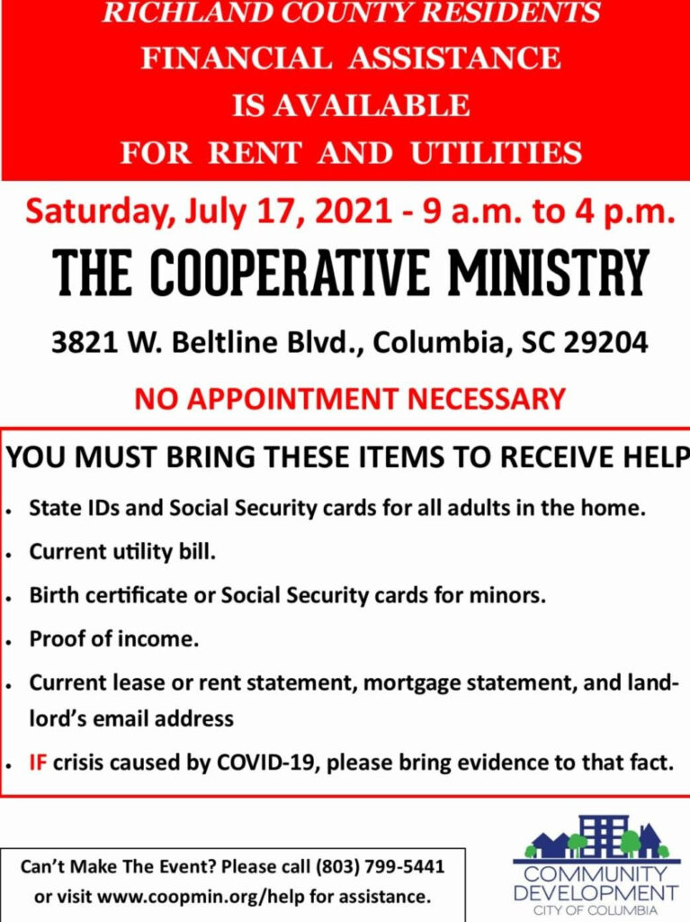 The Cooperative Ministry
