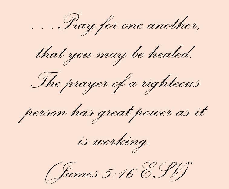Daily Intercessory Prayer